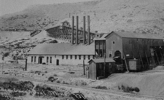 Smith Mine near Bear Creek, Carbon County