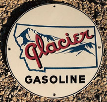Montana Power Company's labeled retail gasoline brands