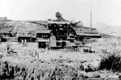 Alta concentrator at Corbin, circa 1895