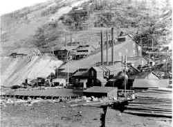 Drumlummon Mine and mill, 1894