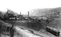 Wickes Smelter, December 1886