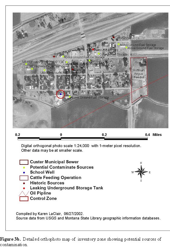 Custer School District #15 Source Water Delineation and Assessment