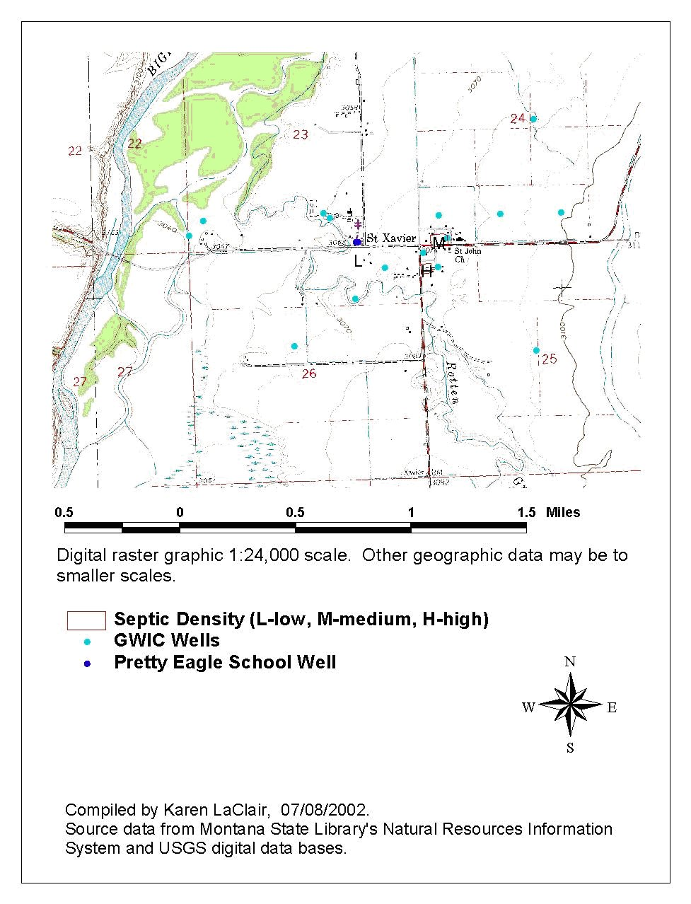 Pretty Eagle School Source Water Delineation & Assessment Report