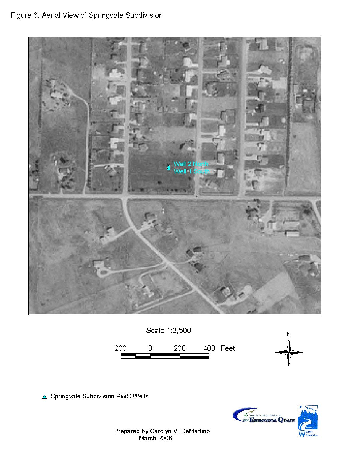 Springvale Subdivision Source Water Delineation & Assessment